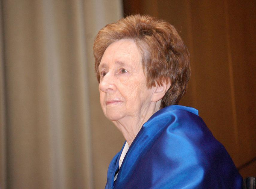 Muere Margarita Salas, pionera de la ciencia española y una de las 15 mujeres que han cambiado para siempre nuestra historia