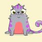 Imagen del juego para criar, comprar y vender gatos virtuales Cryptokitties.