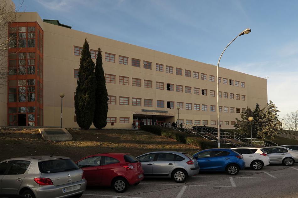 Facultad de Ciencias Económicas y Empresariales de la Universidad Complutense