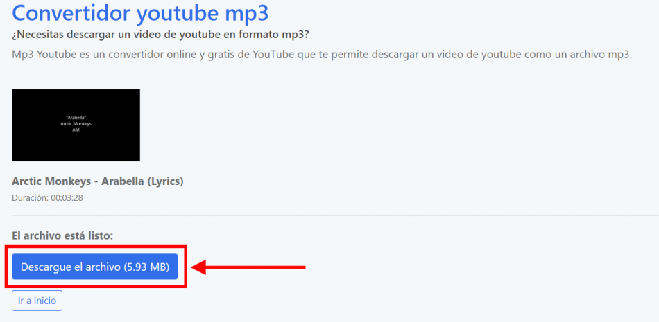 Cómo Descargar Música Y Canciones De Youtube Sin Programas Business Insider España