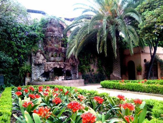 Jardins de La Tamarita.
