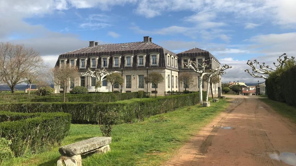 Palacio de los Duques de Alba.