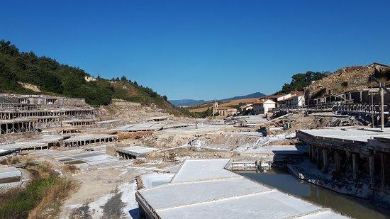 Valle Salado de Añana, Álava.