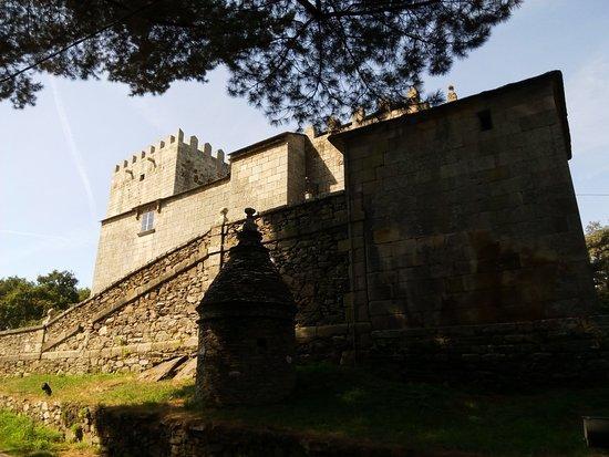 Fortaleza de San Paio de Narla.