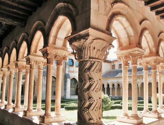 Monasterio de San Andrés de Arroyo.