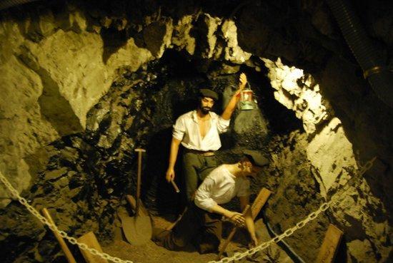 Museo Minero Escucha.
