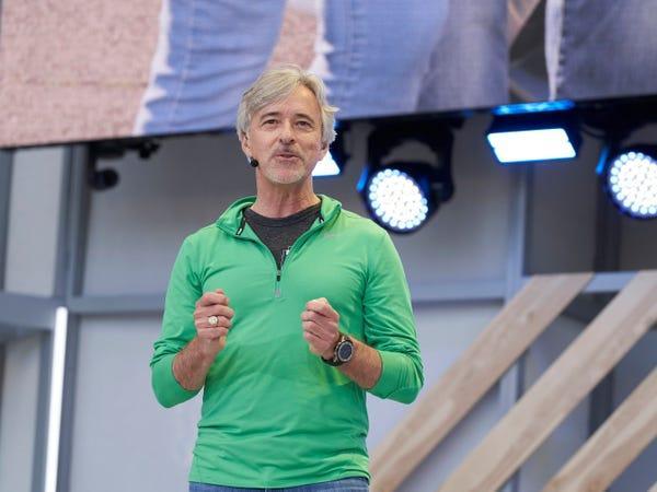 El CEO de Waymo, John Krafcik