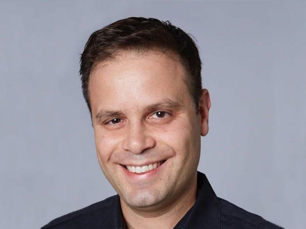movilidad   El CEO de Bringg, Guy Bloch.
