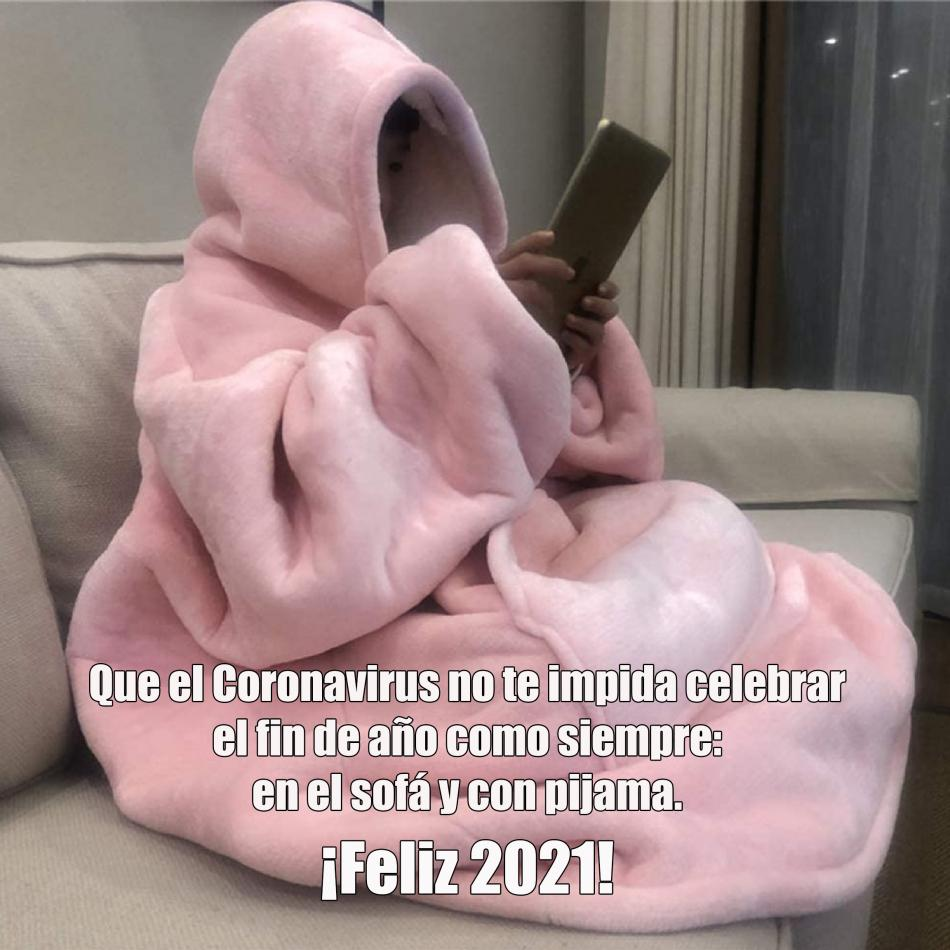 Mensajes E Imágenes Divertidas Para Enviar En Nochevieja Y Felicitar El Año Nuevo 2021 Business Insider España
