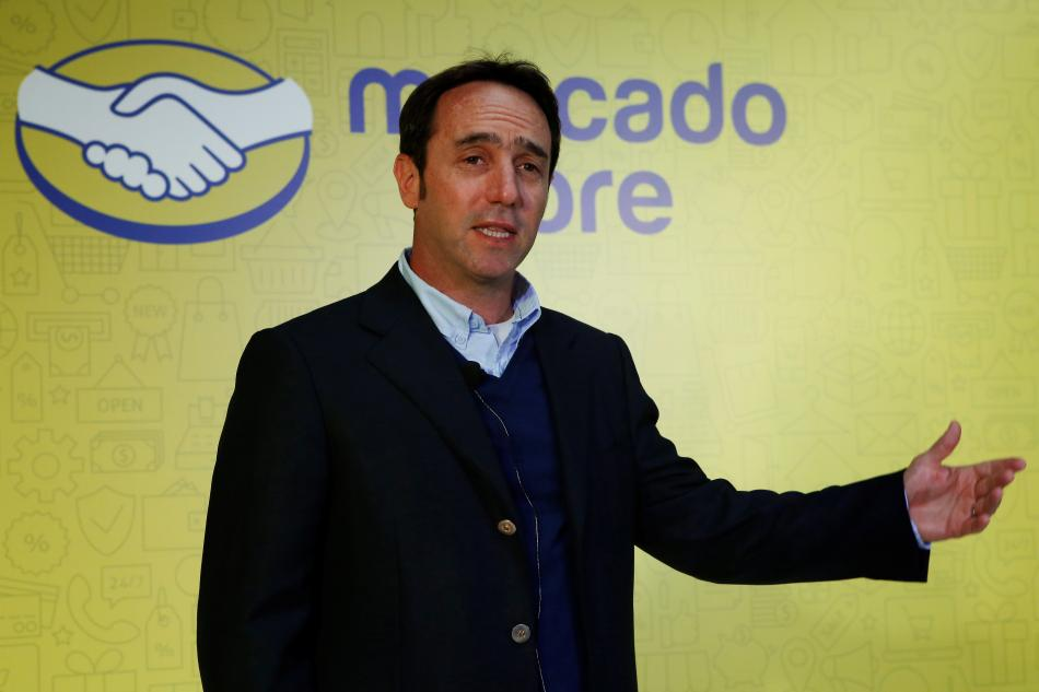 Marcos Galperin, CEO y fundador de Mercado Libre