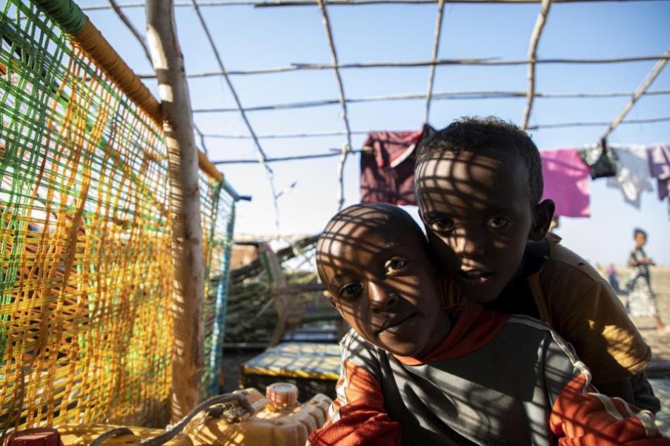 Acnur necesita más dinero para atender a los refugiados en Tigray (Acnur España)