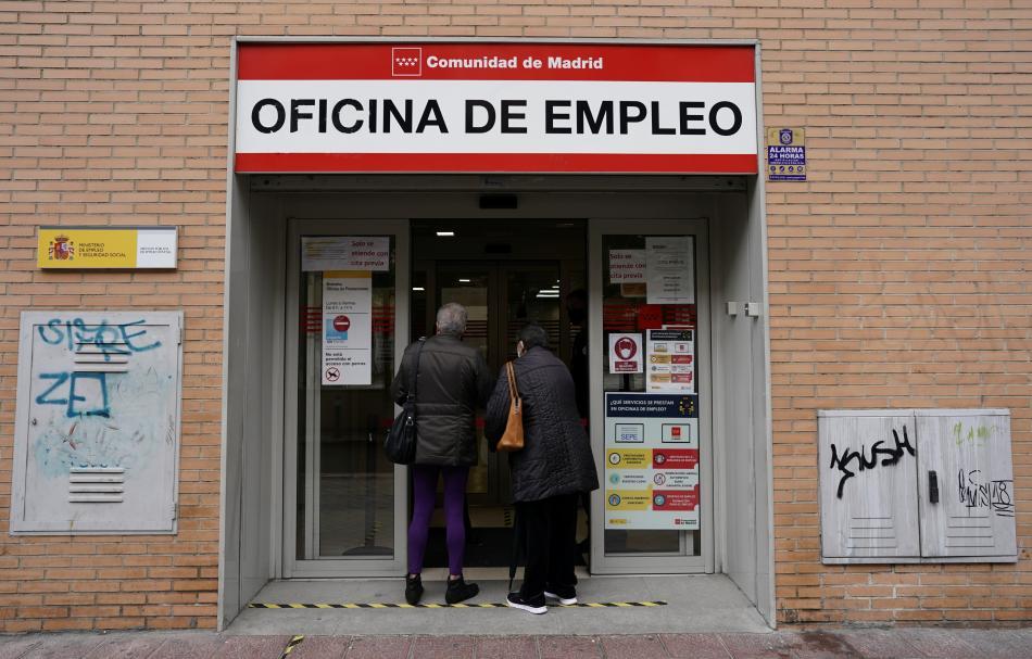 Prestaciones por desempleo del SEPE