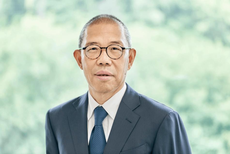 Zhong Shanshan, CEO de Nongfu Spring