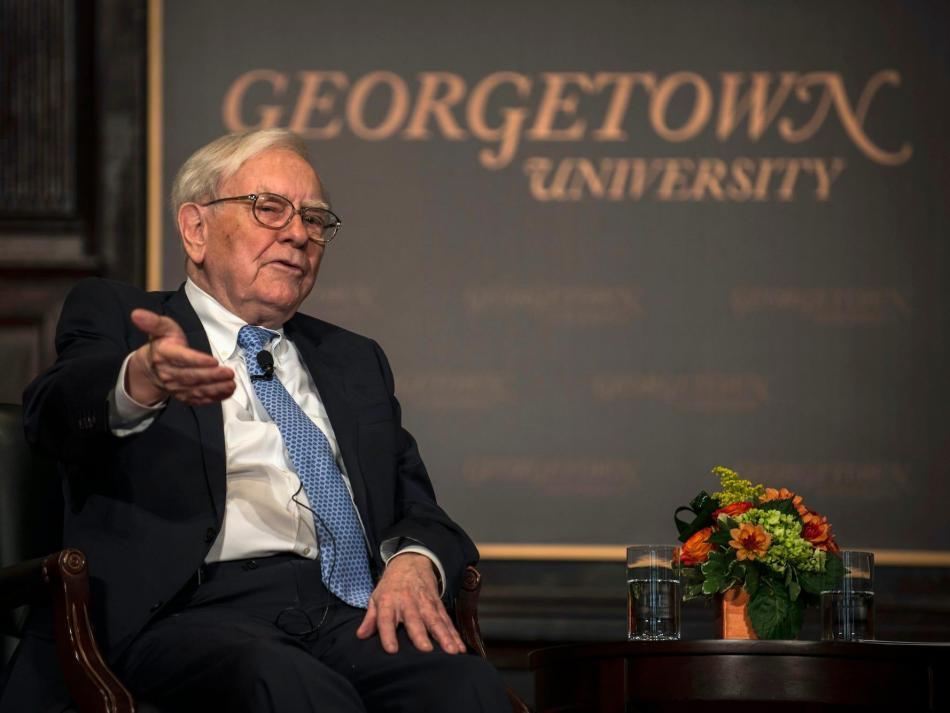 Buffett no está convencido de que bitcoin sea una buena inversión.