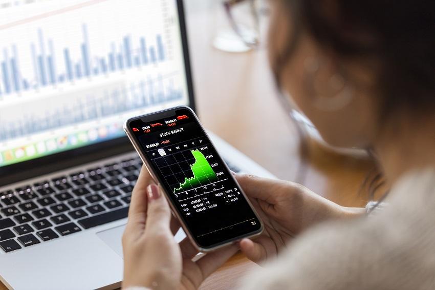 Aumenta la inversión en bolsa