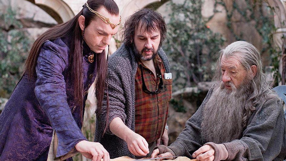 Peter Jackson, miembro temporal del Concilio de Elrond