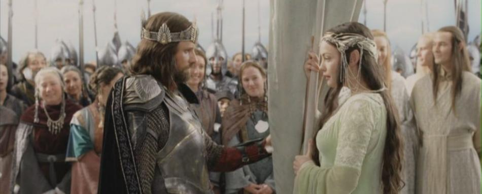 El Señor de los Anillos Aragorn
