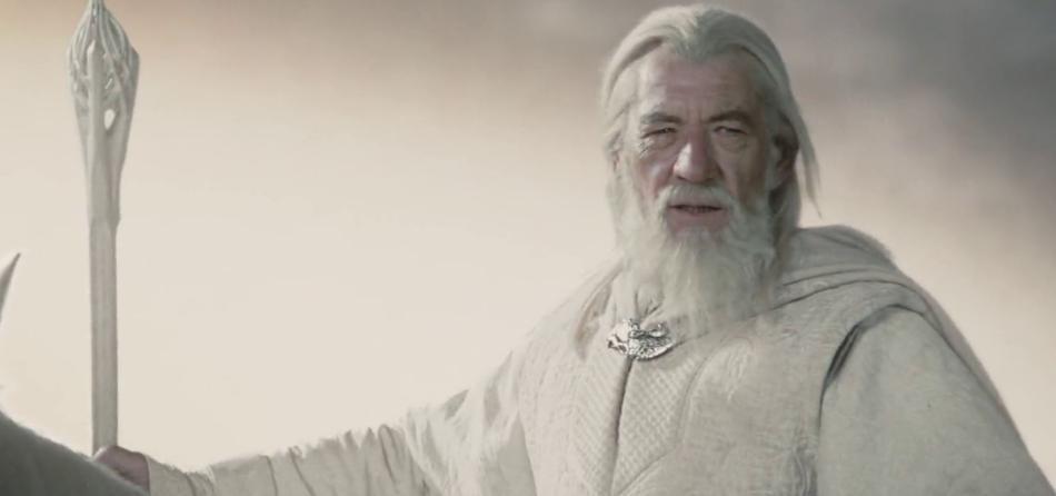 El Señor de los Anillos Gandalf