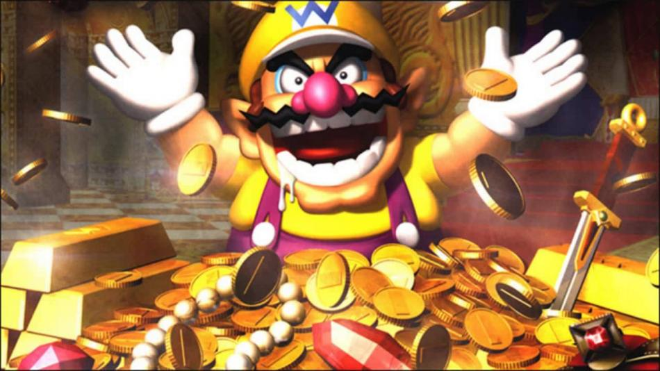 Dinero videojuegos
