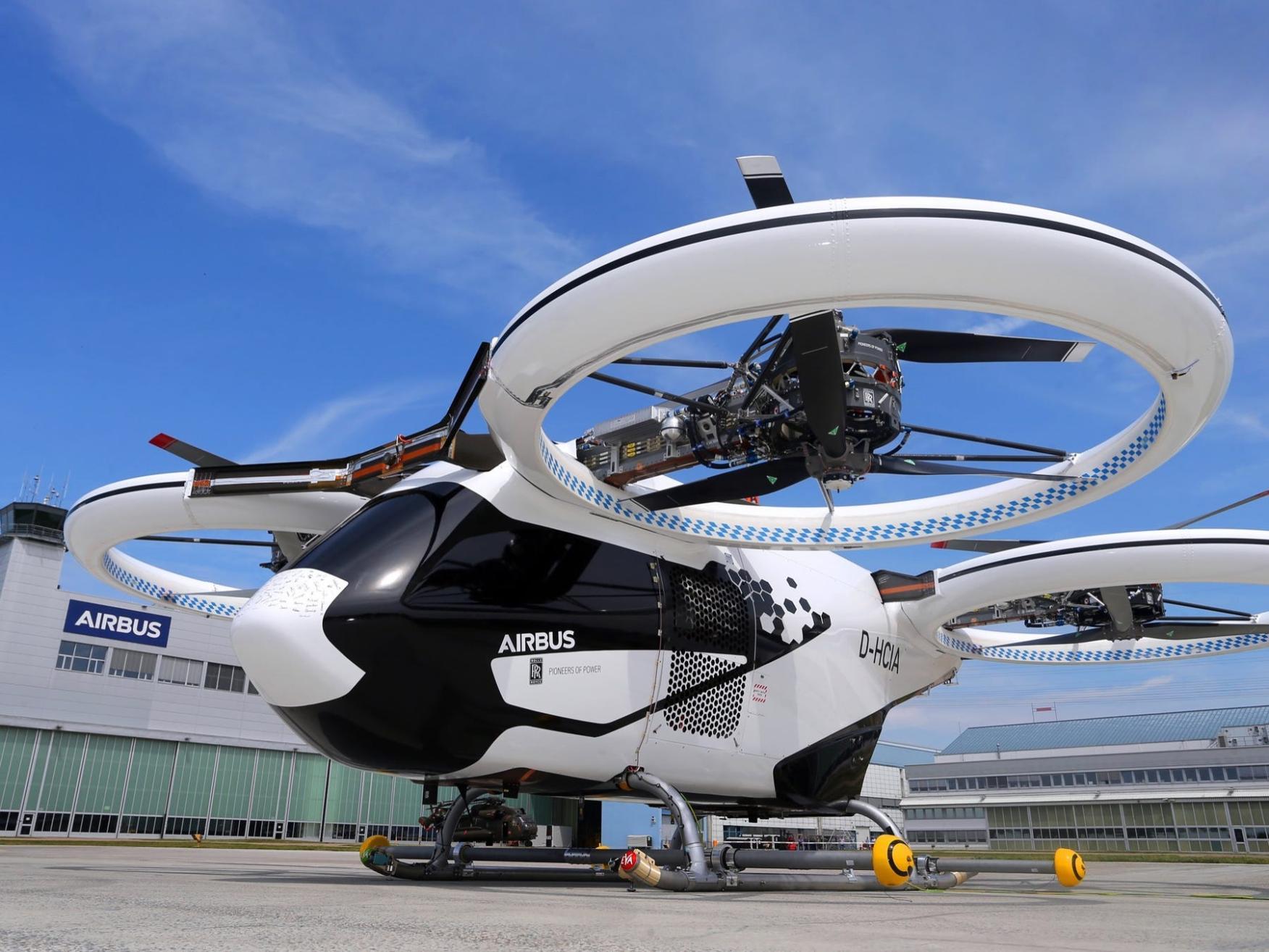 CityAirbus, el nuevo helicóptero del futuro según Airbus: fotografías | Business Insider España
