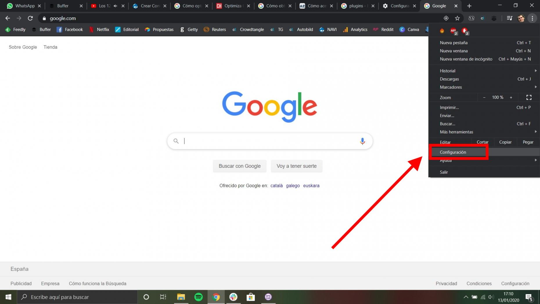 Cómo Optimizar Google Chrome Para Navegar Más Rápido Por Internet Business Insider España