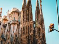 Cataluna Barcelona Sagrada Familia
