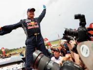 Carlos Sainz gana el Dakar