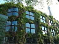 Jardines verticales en edificios