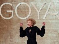 Marisa Paredes recoge el Goya de Honor 2018.