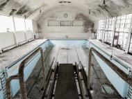La villa olímpica abandonada de Hitler