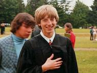 Bill Gates de niño