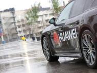 Huawei Coche Conectado MWC