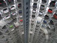 Almacén coches diesel volkswagen