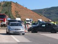 Las carreteras peligrosas en cada provincia