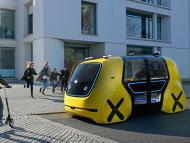 Seat quiere entrar en el negocio de los taxis robotizados