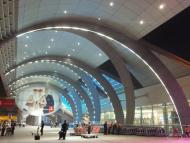 7. Dubai International Airport (United Arab Emirates) — Interactive kids zone