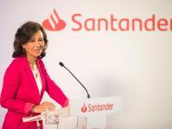 Ana Botín, Santander