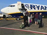 Ryanair va a cobrar entre 6 y 10 euros por el equipaje de mano a partir de noviembre