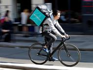 January 2017: Law firm Leigh Day, which has a history of success against gig economy firms, announces it might take legal action against Deliveroo over driver rights.