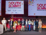 Los ganadores del South Summit Global Winners de 2017