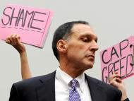 Richard Fuld, jefe de Lehman Brothers cuando quebró.