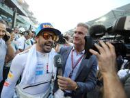 Fernando Alonso retirada de la F1