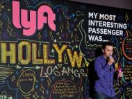 El cofundador de Lyft, John Zimmer.