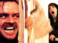 Un fotograma de la película El Resplandor