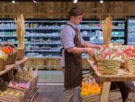 El Corte Inglés supermercado