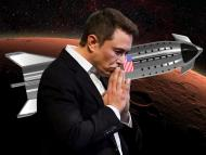 Elon Musk and SpaceX are developing a steel Mars rocket system called Starship.