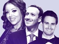 The world's richest millennials are worth more than $235 billion.