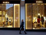 Tienda de Zara en Zúrich, Suiza