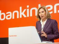 María Dolores Dancausa, CEO de Bankinter.