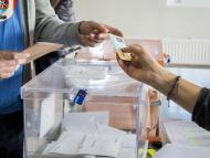 Mesa electoral 2019